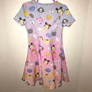 Disney Dresses - Disney Tsum Tsum Dress